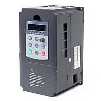 Преобразователь частоты однофазный с векторным управлением 3 кВт