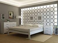 Кровать деревянная Milan