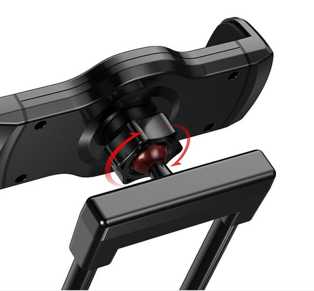 Универсальный гибкий держатель для телефона на шею Baseus