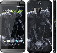 """Чехол на HTC One M8 dual sim Batman v2 """"2755c-55"""""""