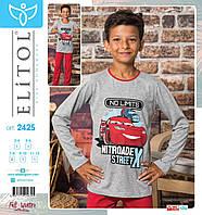Детская пижама для мальчика Турция 3-12 лет