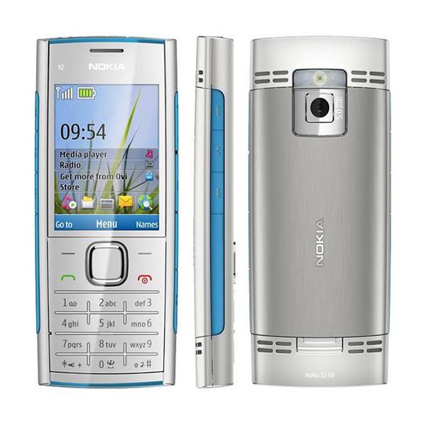 Мобільний телефон Nokia X2-00 White Оригінал