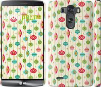 "Чехол на LG G3 dual D856 Нарисованные игрушки ""1280c-56"""