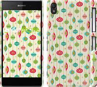"""Чехол на Sony Xperia Z2 D6502/D6503 Нарисованные игрушки """"1280c-43"""""""