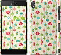 """Чехол на Sony Xperia Z3 dual D6633 Нарисованные игрушки """"1280c-59"""""""