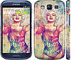 "Чехол на Samsung Galaxy S3 Duos I9300i Swag. Marilyn ""1205c-50"""