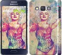 """Чехол на Samsung Galaxy A3 A300H Swag. Marilyn """"1205c-72"""""""