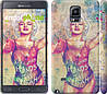 "Чехол на Samsung Galaxy Note 4 N910H Swag. Marilyn ""1205c-64"""
