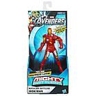 Фигурка Марвел Железный человек (Marvel The Avengers Mighty Battlers Repulsor Battling Iron Man), фото 2
