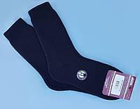 Носки мужские махровые черные, размер 25 / 39-41р.