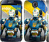 "Чехол на Samsung Galaxy S4 i9500 Украинский киборг ""980c-13"""