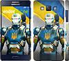 "Чехол на Samsung Galaxy A5 A500H Украинский киборг ""980c-73"""