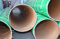 Картонная опалубка колонн 400мм, 4метра