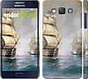 "Чехол на Samsung Galaxy A5 A500H Айвазовский. Корабли ""160c-73"""
