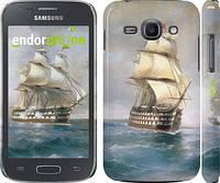 """Чехол на Samsung Galaxy Ace 3 Duos s7272 Айвазовский. Корабли """"160c-33"""""""