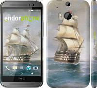 "Чехол на HTC One M8 Айвазовский. Корабли ""160c-30"""