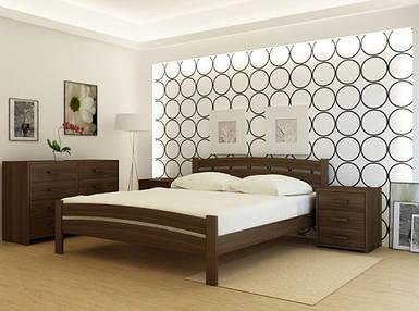Кровать деревянная Monaco