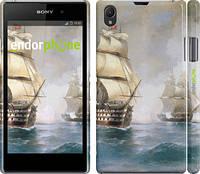 "Чехол на Sony Xperia Z1 C6902 Айвазовский. Корабли ""160c-38"""