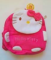 Рюкзак мягкий для девочки Hello Kitty