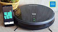 Робот пылесос Liectroux C30B Black App Wi-Fi 1 Год гарантия