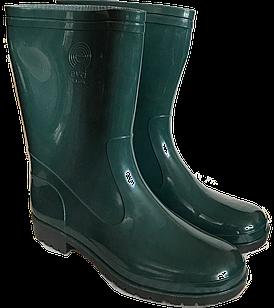 Резиновые сапоги Evci Plastik Rain Boots 44 27 см Зеленый (44612-EPRB)