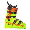 Горнолыжные ботинки Fischer RC4 The Curv 130 Yellow VFF 2020