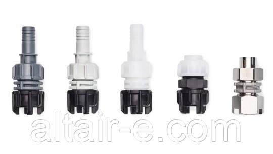 Клапан всасывающий (донный) PVC G1 1/2'' DN25