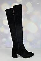 Зимние женские сапоги Mea Balan на каблуке