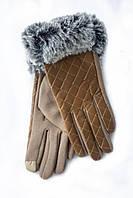 Женские перчатки Сенсорные Средние, фото 1