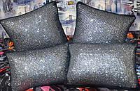 Поясничная подушка в стразах кристалл для салона автомобиля, фото 1