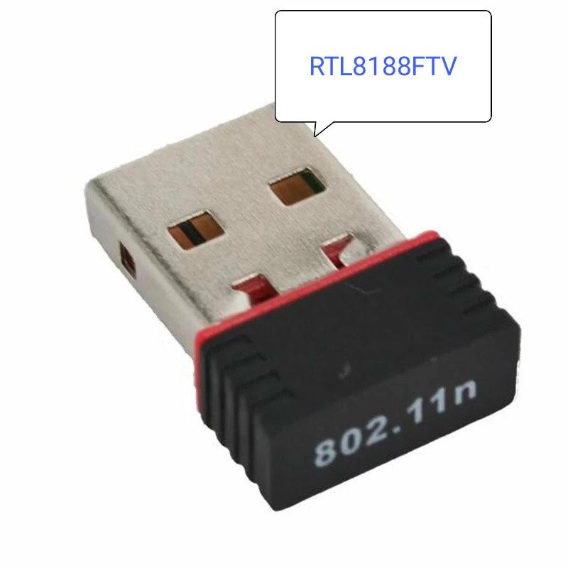 Micro USB WIFI адаптер RTL8188FTV