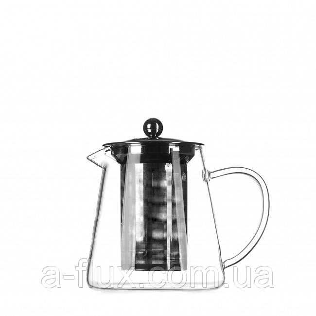 Чайник с крышкой и нержавеющим фильтром 650 мл 6816