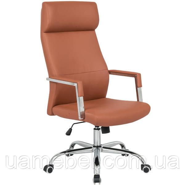 Кресло для руководителя Maun brown E5708