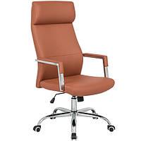 Кресло для руководителя Maun brown E5708, фото 1