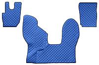 Резиновый коврик с защитными бортами DAF CF