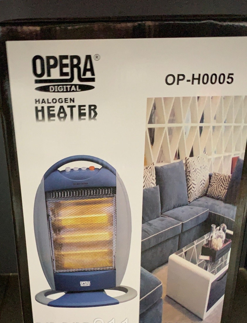 Электро обогреватель OP-H0005 1200W