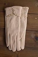 Женские стрейчевые перчатки средние 114S2, фото 1