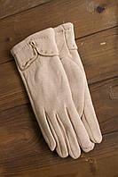 Женские стрейчевые перчатки большие 114S3, фото 1