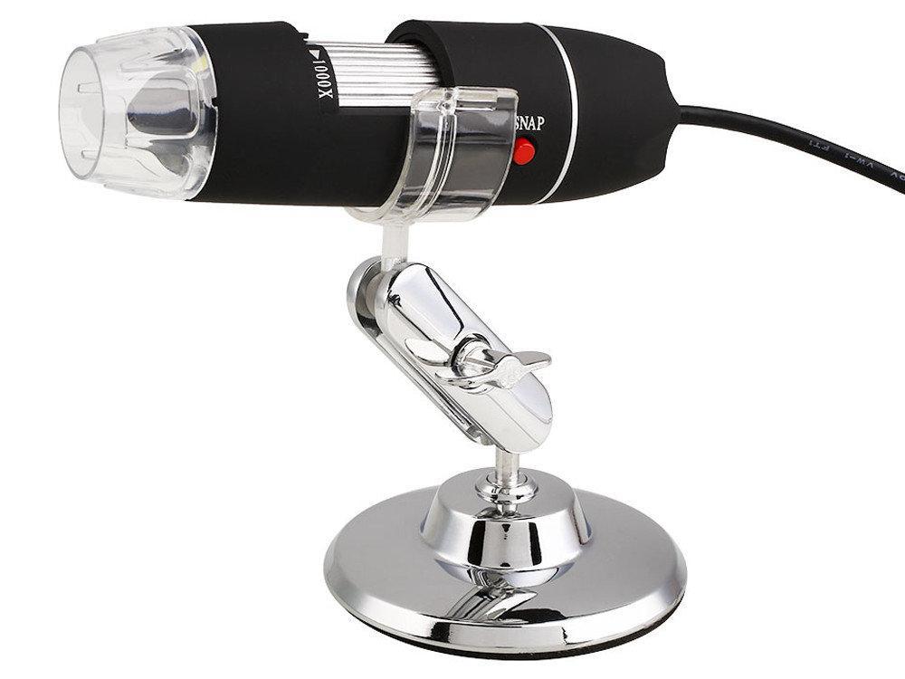 Цифровой USB микроскоп Magnifier 500Х, эндоскоп, бороскоп