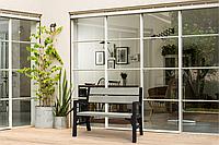 Набор садовой мебели Montero Double Seat Bench из искусственного ротанга, фото 1