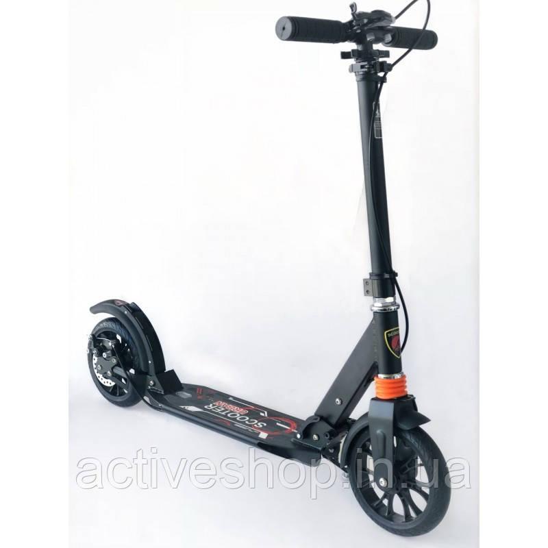 Самокат Scooter Urban Sport, дисковый тормоз 1171