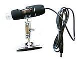 Цифровой USB микроскоп Magnifier 500Х, эндоскоп, бороскоп, фото 5