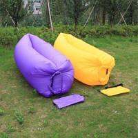 Ламзак (надувной диван). Надувное кресло, диван. Шезлонг. Надувной гамак. Диван для пляжа и моря., фото 1