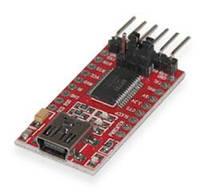 Модуль USB to TTL  FTDI FT232RL не оригинальный чип!