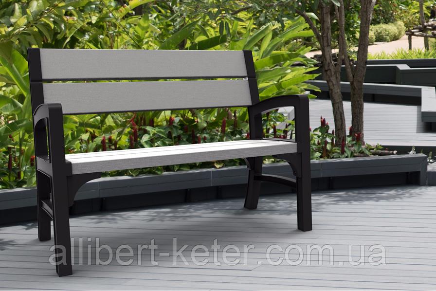 Набор садовой мебели Montero 3 Seater Bench из искусственного ротанга