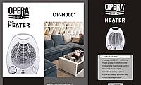 Дуйка, Тепловентилятор Heater OP-H0001