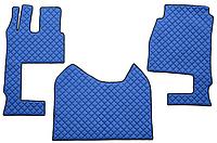 Резиновый коврик с защитными бортами MERCEDES ACTROS