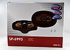 Автоакустика овалы SP-6995 6''*9'' 3200W, фото 2