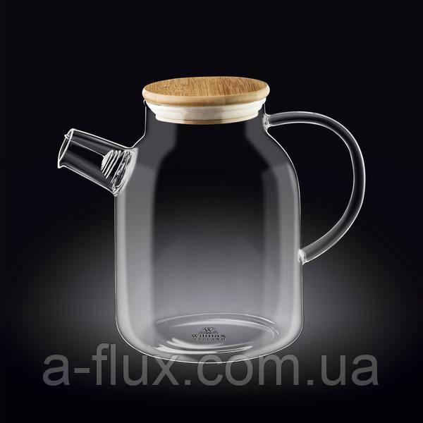 Заварочный чайник со спиралью Wilmax Thermo 1700мл 888811