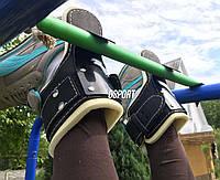 Крюки на ноги, инверсионные, антигравитационные ботинки для турника Onhillsport (OS-0307)